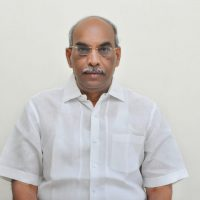 Dr. K. Lakshminarayana, Ph.D. in Economics and past member of the Indian Administrative Service, worked with Chief Ministers NTR from 1984 to 1989 and N. Chandrababu Naidu from 1994 to 2004. He is the Founder Director of the Andhra Pradesh State Skill Development Corporation. He lives in Hyderabad and Amaravathi with his wife.